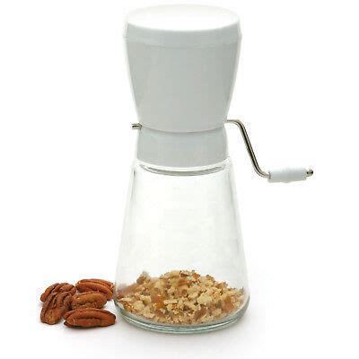 norpro crank nut walnut almond peanut chopper cutter grinder time saver new 602887220177 ebay