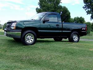 2005 Chevrolet Silverado 1500 2dr Regular Cab Work Truck