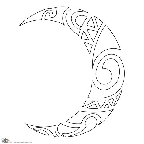 httpwwwtattootribescommultimediamaori moon
