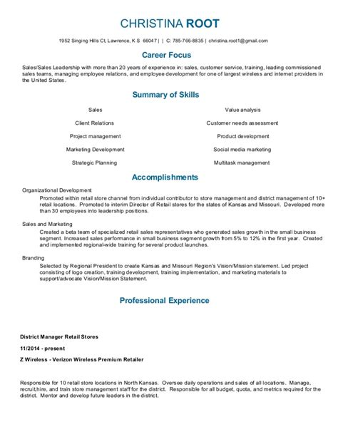 Resume Roots by Root Resume2 Doc