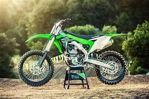 2016 Kawasaki KX250f TopSpeed