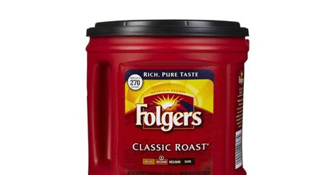 Customers who bought this also bought. Folgers Coffee Is Getting Even More Popular