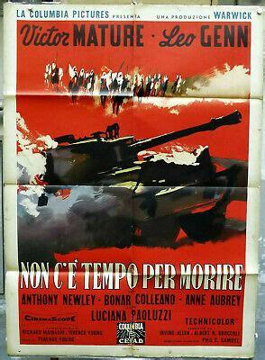 No Time to Die No Time to Die manifesto poster affiche ww2 ...
