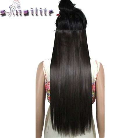 noilite   inches clip  remy hair extensions