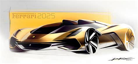 Ferrari Eternità 2025 By Ahn Dre