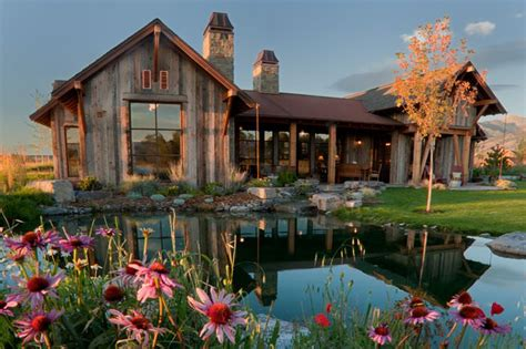 Rustic Home Exterior Design by 15 Rustic Residence Exterior Designs Ideas Design
