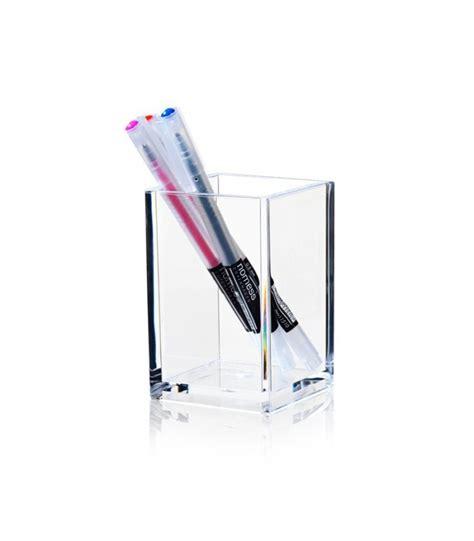 pot 224 crayons ou 224 maquillage transparent clear pot p02 nomess copenhagen wadiga