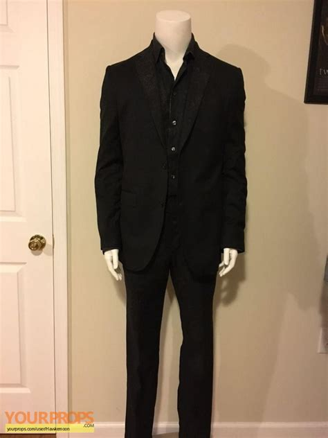 Lucifer Lucifer Morningstars Outfit Original Movie Costume