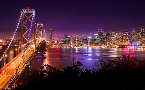 San Francisco Christmas Wallpaper Free Download San Francisco Wallpapers The Golden Area Through The Golden Gate Bridge
