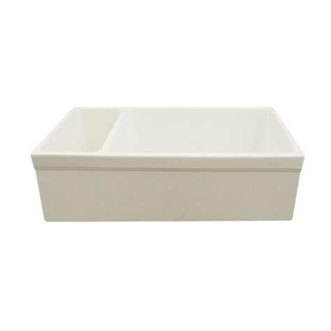 whitehaus kitchen sink whitehaus collection quatro alcove reversible farmhaus 1068