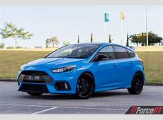 2018 Ford Focus RS Limited Edition Review ForceGTcom