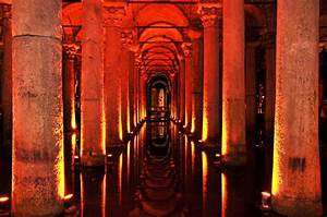 Underground Cisterns, Fish and Medusa Heads in Istanbul ...