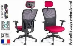 Chaise De Bureau Solde : chaise de bureau ergonomique solde table de lit a roulettes ~ Teatrodelosmanantiales.com Idées de Décoration