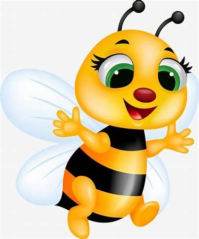 Bee Clipart Bumble Cartoon Getdrawings