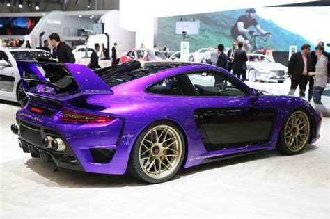 gemballa mirage 911 gemballa avalanche mistrale mirage gt wow at geneva show