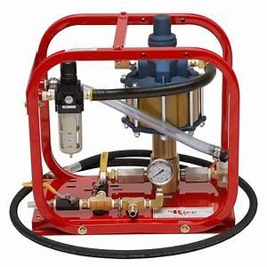 Hp-7  10 Pneumatic Hydrostatic Test Pump