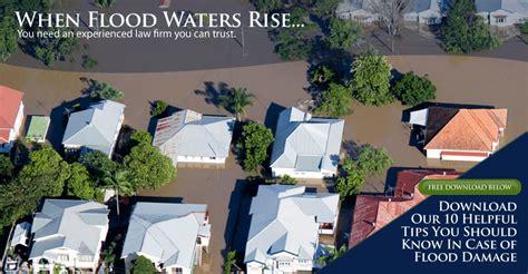 Flood Damage Attorney Serving San Antonio, Austin, Dallas