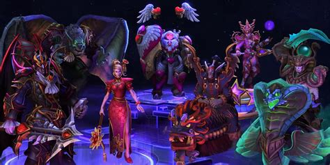 Heroes Of The Storm Xul Drone Fest The next 2 heroes to be in heroes of the storm has been revealed to be from the diablo universe. drone fest