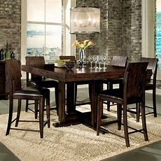 Portland Counter Height Dining Table & Stools Legacy