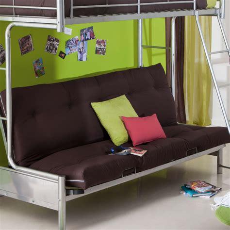 matelas pour canapé clic clac clic clac matelas futon fly