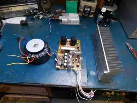 Stk Watt Per Channel Amplifier Upcoming Project Youtube