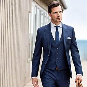 Costume Bleu Marine Homme : costume mariage bleu homme ~ Melissatoandfro.com Idées de Décoration