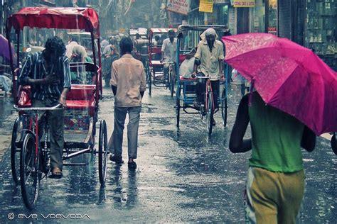 delhi monsoon travel photography india  eve voevoda