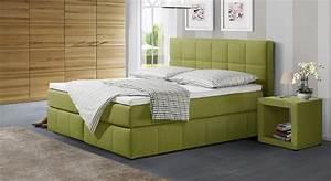 Schlafzimmer In Brauntönen : boxspringbett z b in gr n g nstig kaufen belfort ~ Sanjose-hotels-ca.com Haus und Dekorationen