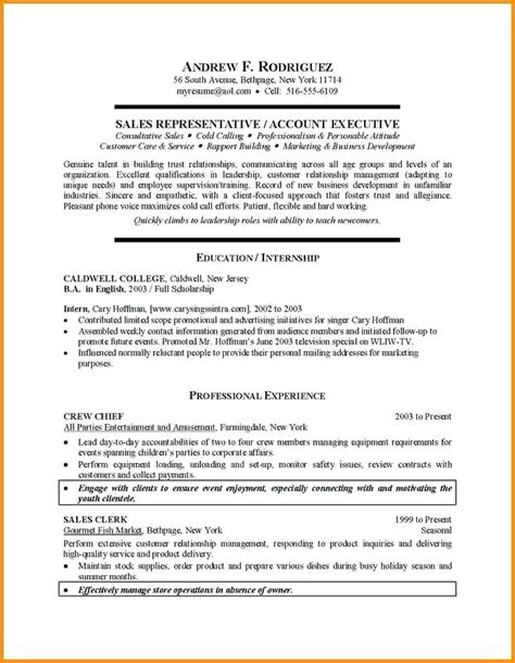Recent Grad Resume by 9 10 Recent College Grad Resume Sle Aikenexplorer