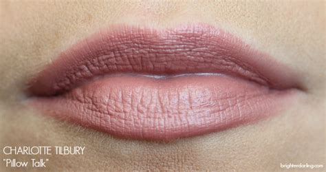 tilbury pillow talk tilbury pillow talk and lipstick review