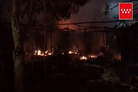 herido grave un hombre de 39 a 241 os tras el incendio de ocho