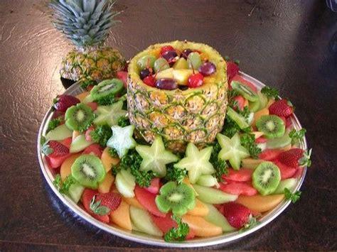 Kreativer Früchteteller  Kreatives Essen Für Kinder