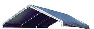 valance replacement top canopy cover tarp     frame silver  ebay