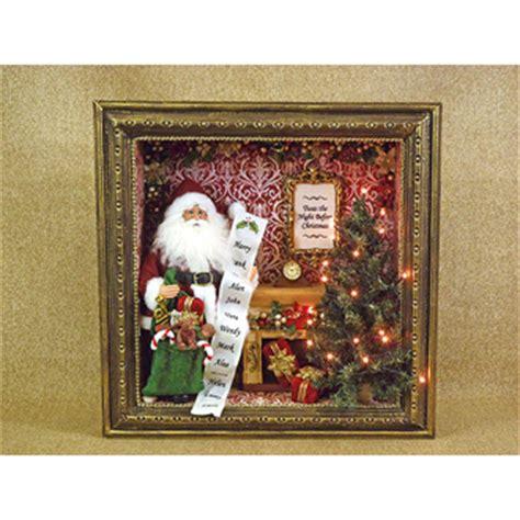 walton florist gifts lighted christmas shadow box walton