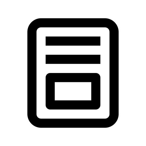 template icon resume template icon free at icons8