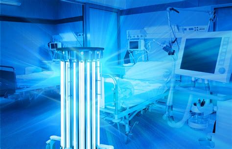 uv licht desinfektion uv sterilization robots the infection prevention technology in disinfecting operating