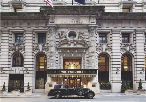 Best Hotel Ny by Peninsula New York New York Usa Elite Traveler