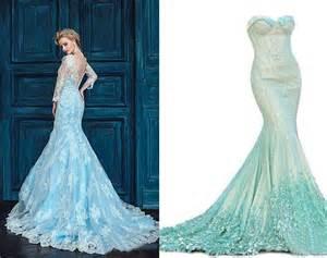disney bridesmaid dresses disney princess wedding dresses lianggeyuan123