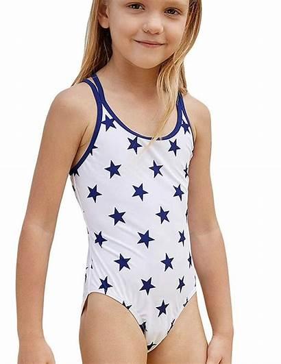 Swimwear Piece Swimsuit Tankini Navy Star Models