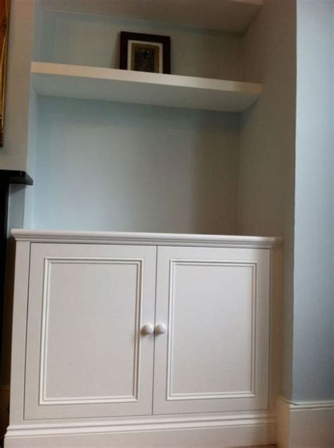 Built In Cupboard Doors by 17 Best Images About Alcove Units On