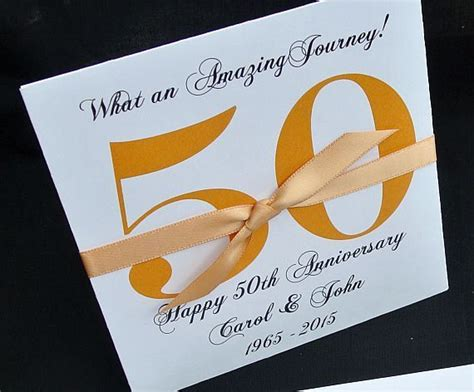 1000 ideas about 50th anniversary on