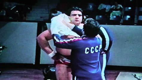 soviet weightlifter vasili alexeev wins  montreal