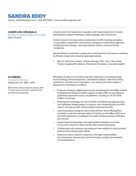 100 best to post resume resume format