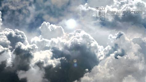Animated Sky Wallpaper - 3d sky and clouds animation wallpaper