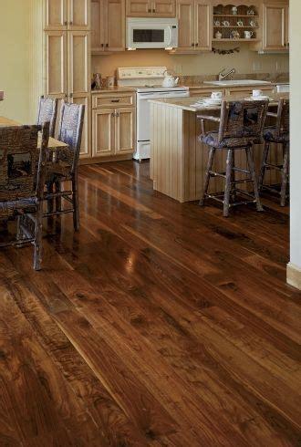 walnut wide plank floor dark wood flooring  hardwood