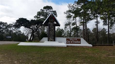 ivanhoe land  lakes woodville tyler county tx  acres residential land  sale land