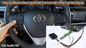 Retain Steering Wheel Control With Aftermarket Stereo