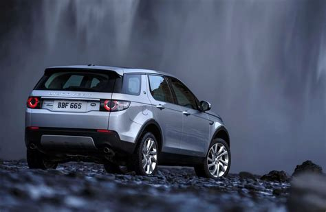 2015 Land Rover Discovery Sport On Sale In Australia From