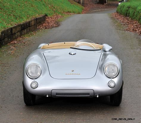 This 1955 Porsche 550 Spyder Is Worth k Per Pound