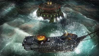 Ship Sea Forts Abandon Update Routes Paper